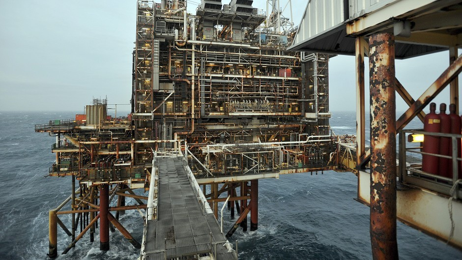 Oil firms may retain clear-up costs for hard-to-sell North Sea assets.