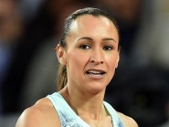 Jessica Ennis-Hill put in a fine performance at the Olympic Stadium