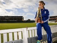 England captain Charlotte Edwards is ready for her eighth Ashes series