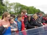 The Race Solar Farm operated by Primrose Solar (Primrose Solar/PA)