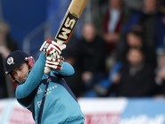 Preston Mommsen led Scotland to victory against Jersey