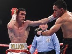 Anthony Crolla, left, has been granted an immediate rematch after a controversial decision