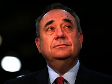 Alex Salmond said diplomatic efforts against IS need to be better co-ordinated and look at the areas of propaganda and the group's financing