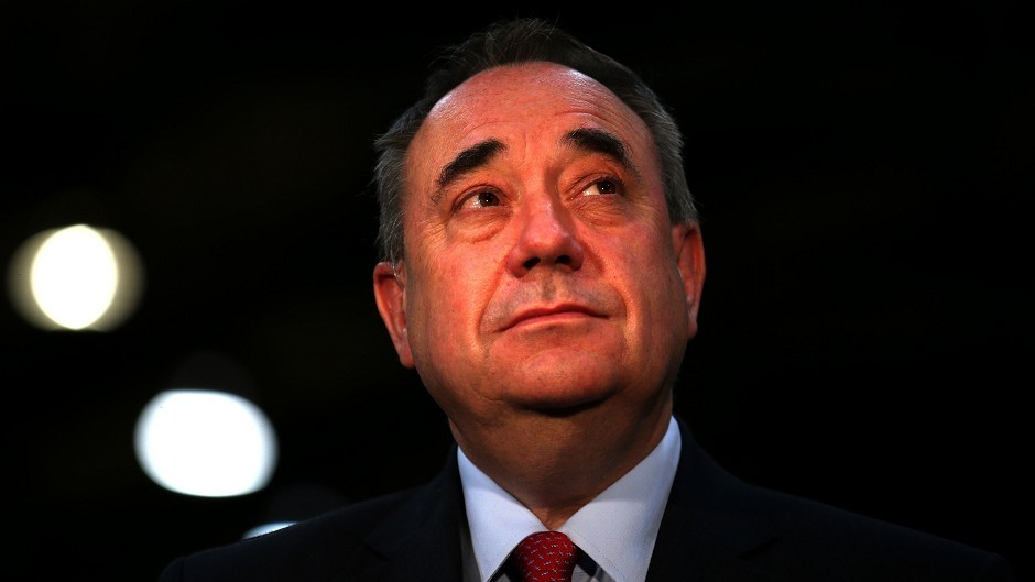 Mr Salmond stands down as an MSP for Aberdeenshire East but will remain MP for Gordon in the House of Commons
