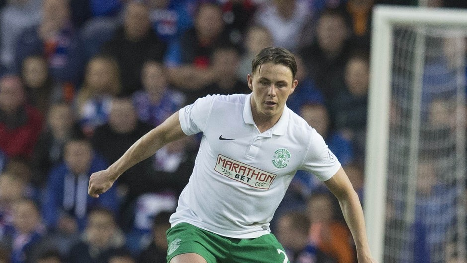 Rangers target Scott Allan hands in Hibs transfer request