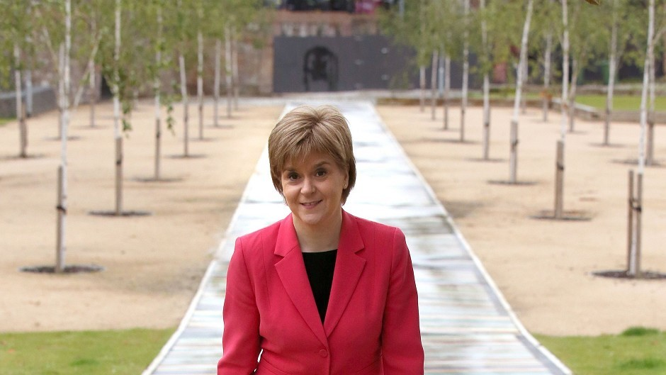 Nicola Sturgeon is pursuing stronger ties with China