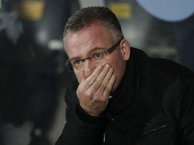Paul Lambert will leave Blackburn Rovers at the end of the season