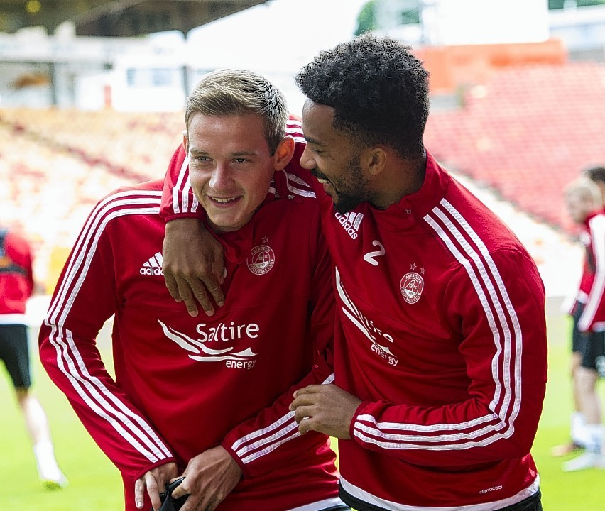 Aberdeen v Rijeka: McInnes looking for another match-winner Pawlett performance