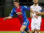 Ryan Christie in action in Romania
