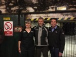 Roman Abramovich took in the Laphroig distillery in the latest leg of his tour of the Scottish islands
