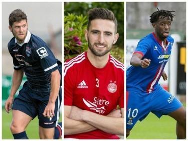 Ross County, Aberdeen and  Caley Thistle will be fielding a number of new signigs over the summer including Stewart Murdoch, Graeme Shinnie and Andrea Mbuyi-Mutombo