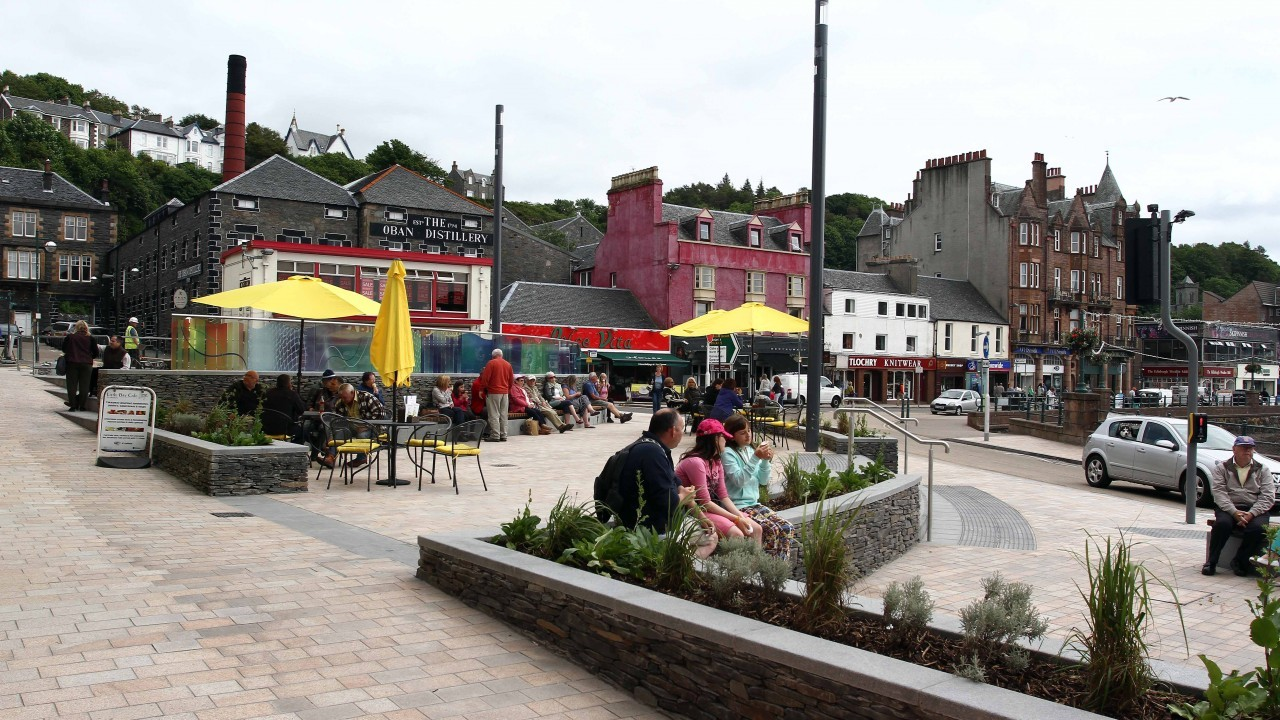 Oban To Host Major Food And Drink Conference Press And