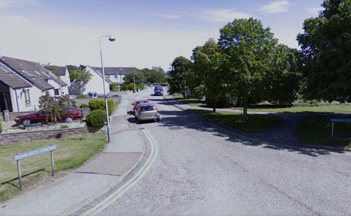 Sumburgh Crescent, Aberdeen
