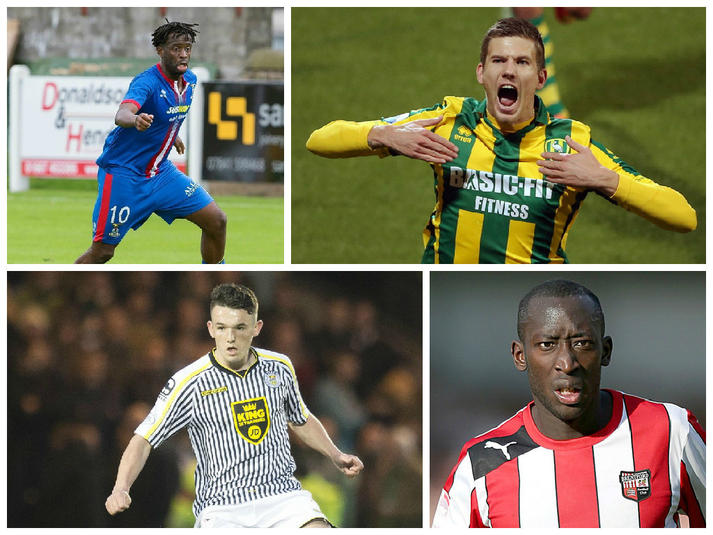 Andréa Mbuyi-Mutombo and John McGinn have secured moves, Michiel Kramer could be Glasgow bound but apparently Toumani Diagourag is not