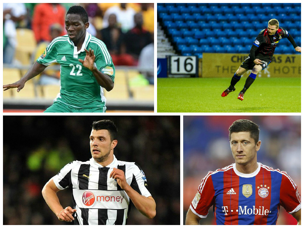 Omeruo could be heading to Celtic, Mckay and Vuckic may both be back in Scotland and Lewandowski could be Manchester-bound