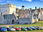 Aberdeen MG Owners Club will host their annual show at Drum Castle