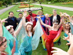 Dancers from the Australian group will be putting on a performance of A Midsummer Nights Dream