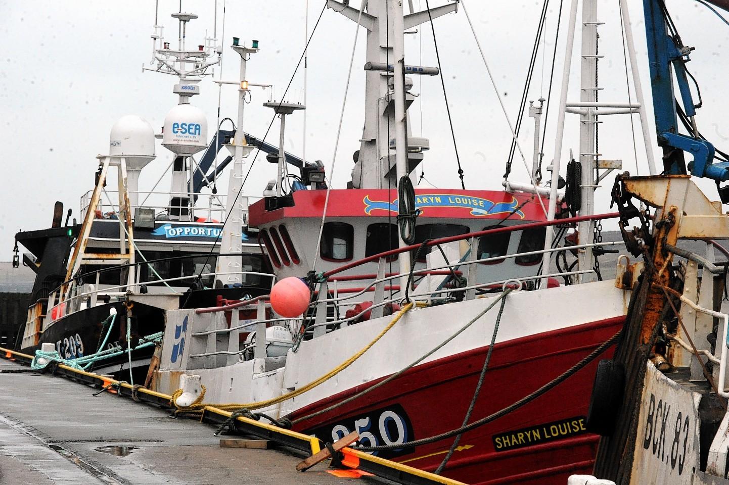 Shetland fishing