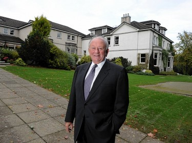 The Marcliffe Hotel and Spa owner Stewart Spence