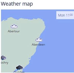 20c Forecast For Thursday