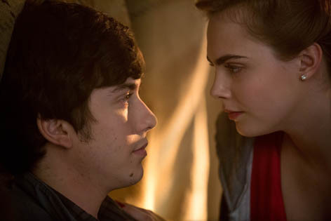 Nat Wolff and Cara Delevingne