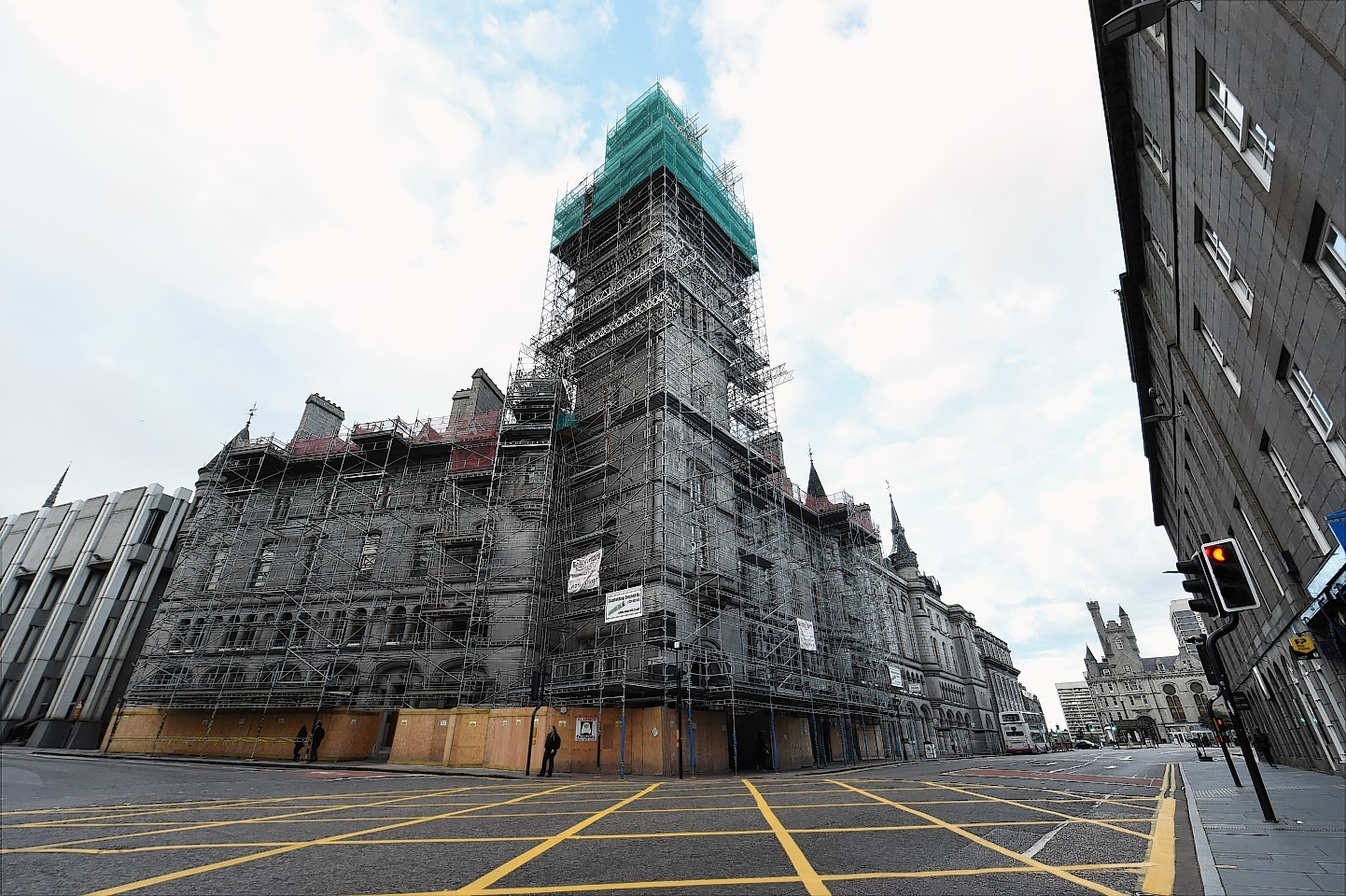 Aberdeen Town House. Picture by Kevin Emslie.