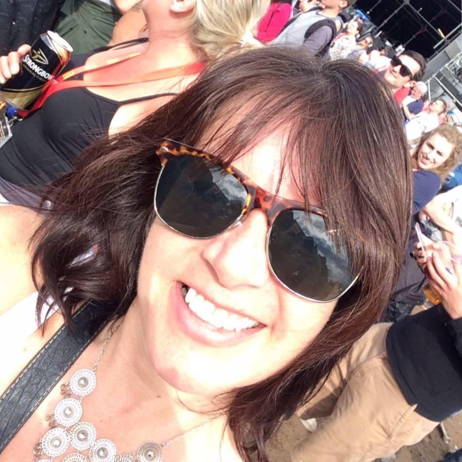 Ann Milne - the face of Deen Divas in Aberdeen