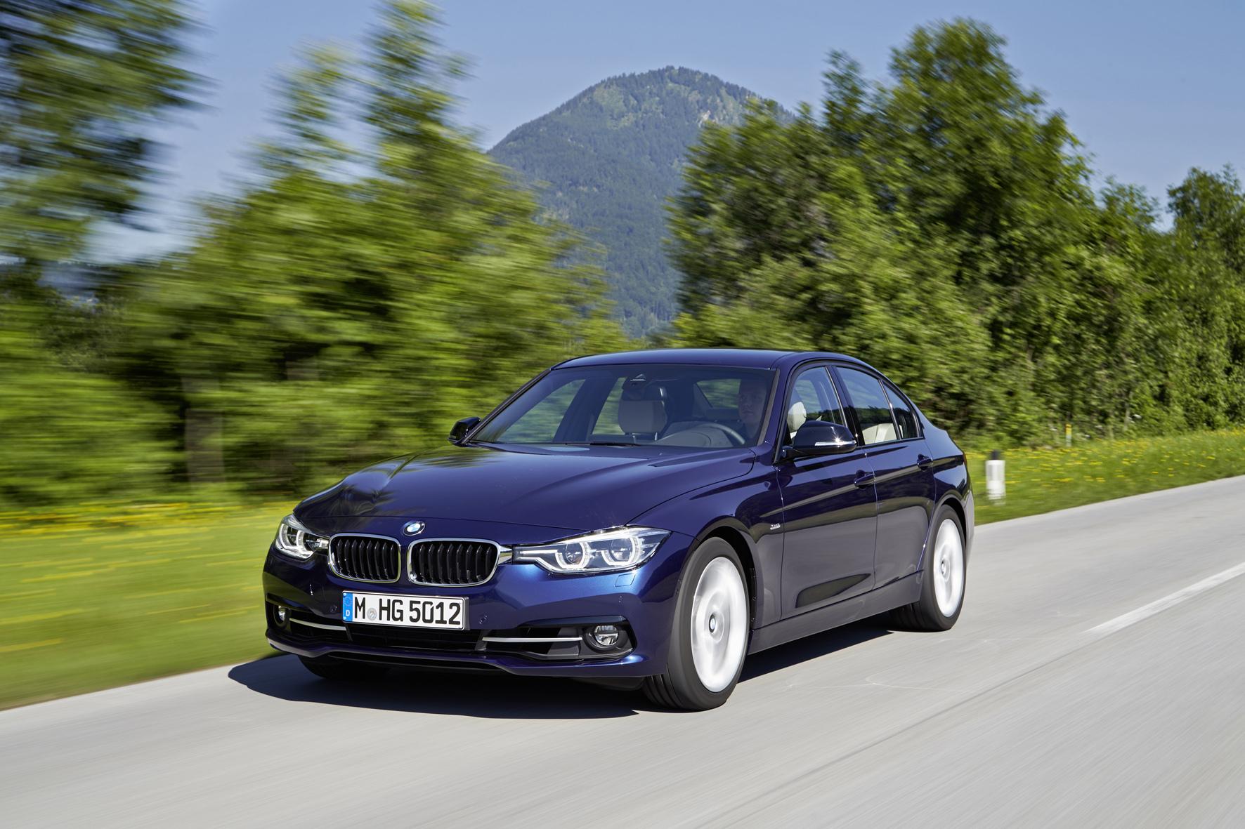 2015 BMW 340i