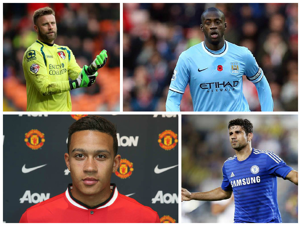 John has named Boruc as his goalkeeper, while Toure, Depay and Costa should ensure plenty of goals