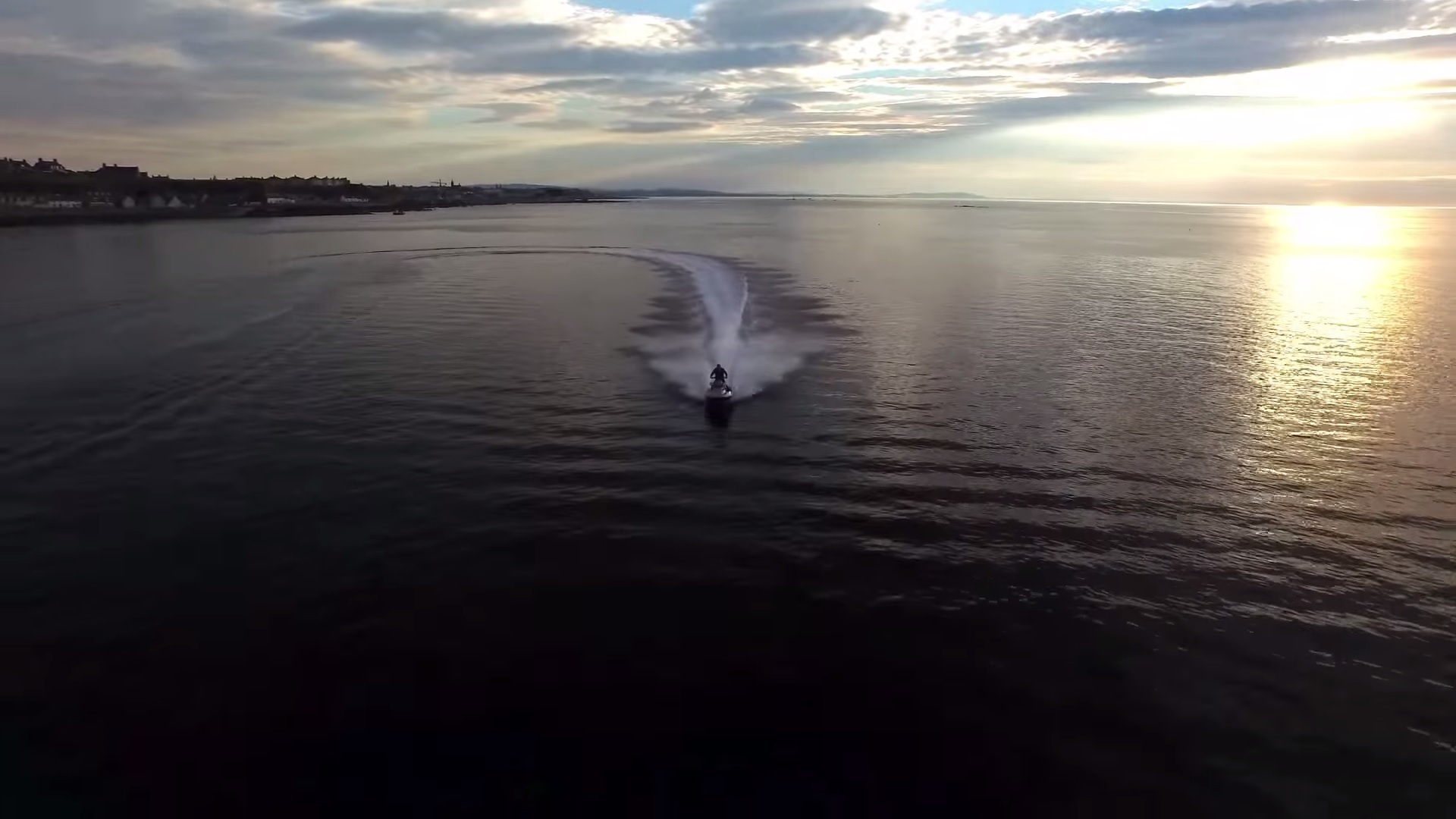 Great footage at Buckie