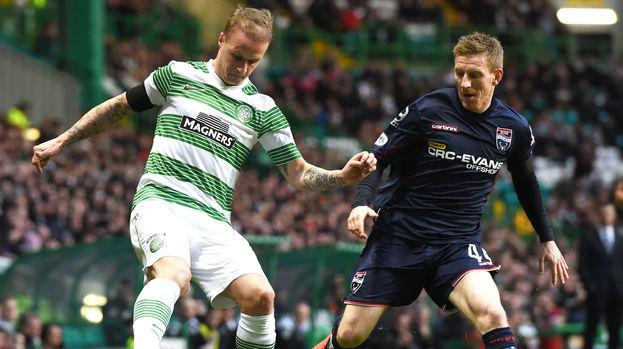 Celtic v Ross County kicks off at Parkhead at 12.45pm.