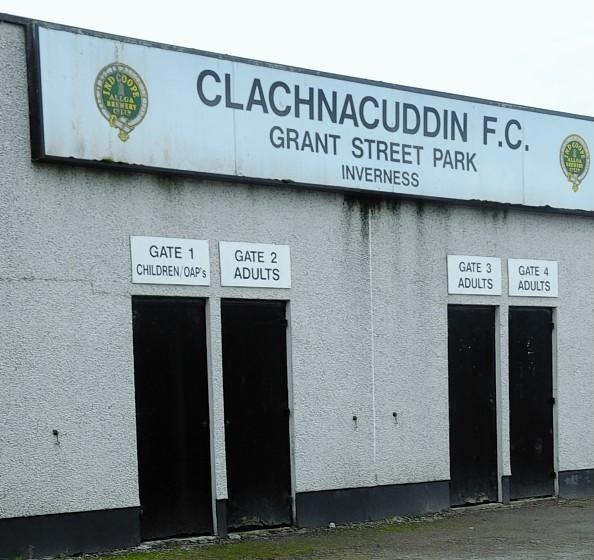 Clachnacuddin's Grant Street Park