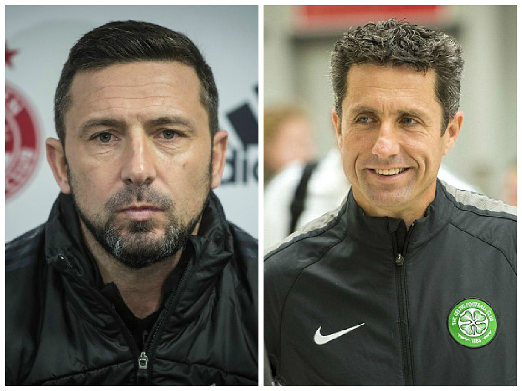 Derek McInnes was far from impressed with the comments from John Collins