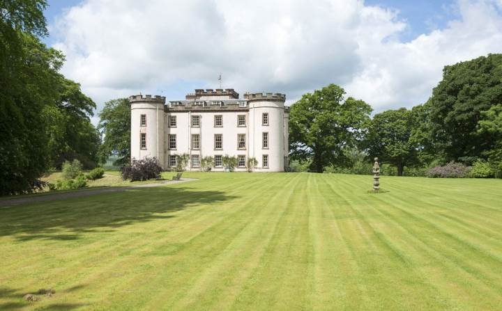 Hatton Castle, on the market