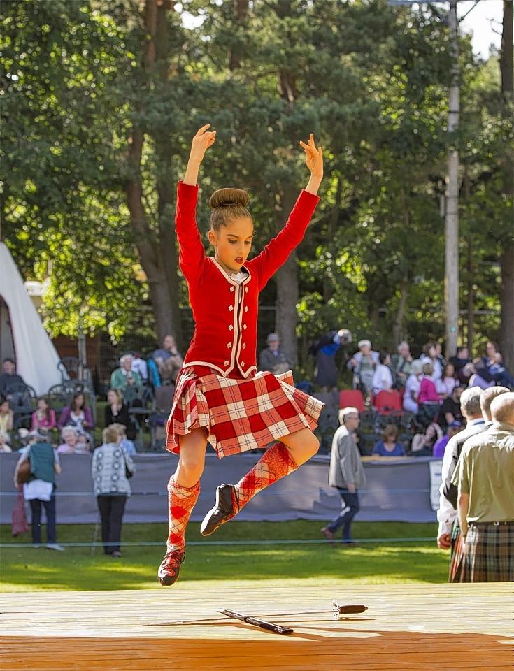 Ballater Highland Games