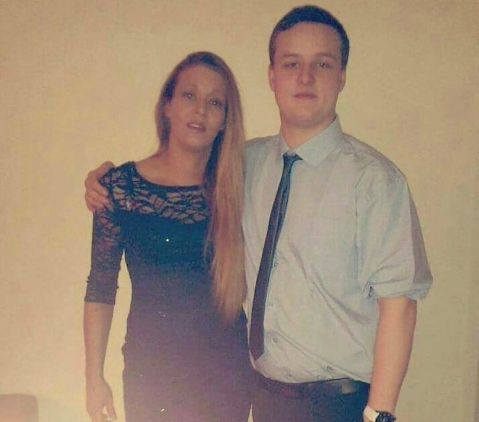 Jennifer and Brandon Reid feared for their lives after landing in Aboyne Loch