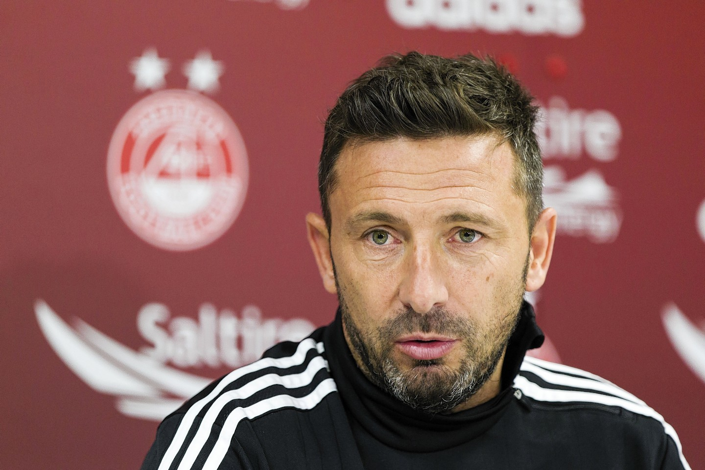 Dons boss Derek McInnes wanted the game to go ahead but felt the right decision was made