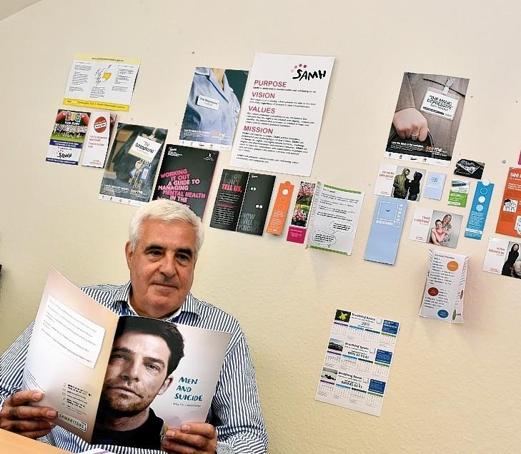 Neil Murray, Choose Life coordinator for Aberdeen and Aberdeenshire