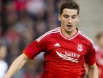 Kenny McLean scored Aberdeen's late winner against Dundee United
