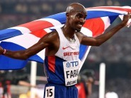 Mo Farah made history in Beijing