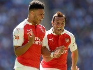 Alex Oxlade-Chamberlain's goal earned Arsene Wenger his first victory over Jose Mourinho