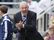 Rangers' manager Mark Warburton has led his side to eight successive victories