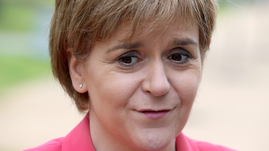 Nicola Sturgeon is being urged to say what she knows about the police 'spying' claims