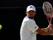 Mardy Fish is back to winning ways after a lengthy absence from tennis
