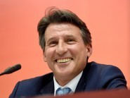 Lord Coe was elected as the new IAAF president on August 19 in Beijing