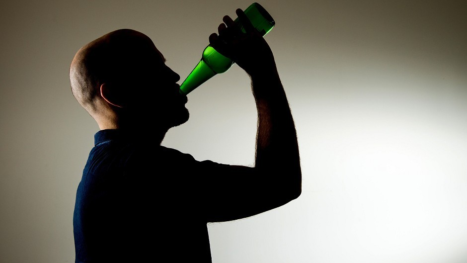 There were 1,152 alcohol-related deaths in Scotland in 2014