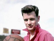 Graham Leggat has died at the age of 81.