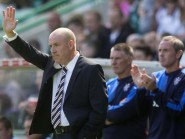 Mark Warburton's demands have been backed by Jim Stewart, centre, and David Weir, right