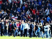The SPFL is continuing its investigations into these scenes at Fir Park
