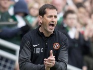 Dundee United manager Jackie McNamara is aiming for a top-four spot